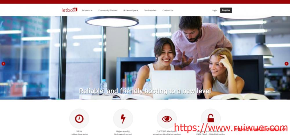LetBox:$38.5/年/2核/2GB内存/30GB NVMe+256GB空间/10TB流量/1Gbps端口/KVM/洛杉矶/达拉斯-瑞吾尔